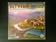Between Two Cities - Board Game - Kickstarter Gold Foil Special Numbered Edition