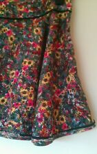 Ladies MONSOON skirt sz 8 in excellent condition! Short,floral,lovely!