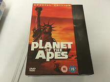 Planet Of The Apes Collection (DVD, 2001, 6-Disc Set) 5039036007450