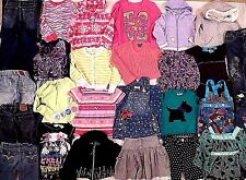 Girl Lot 27 Size 6 6X Hi-End Trendy School Clothes JUSTICE/ LEVIS/ RALPH LAUREN