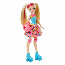 Barbie Video Game Hero Doll NEW Toys Collectibles 2016 Figure Roller Skating