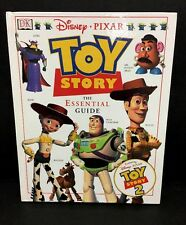 DK Disney Pixar Toy Story And The Essential Guide Toy Story 2 Buzz Woody Rex Jes