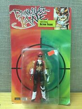 1998 Painkiller Jane Black Variant Limited Edition Action Figure