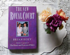 Princess Diana The New Royal Court HC book photos only published in England HTF