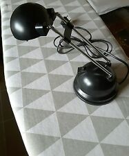 IKEA BLACK EXTENSIBLE DESK LAMP