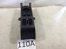 07 08 09 10 11 12 13 BMW E70 X5 CENTER CONSOLE REAR CUPHOLDER CUP HOLDER R 110A