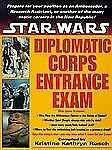 Diplomatic Corps Entrance Exam by Kristine Kathryn Rusch (1997, Paperback)
