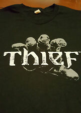 Thief What's Yours is Mine T-shirt Xbox PS4 PAX East Small Rare