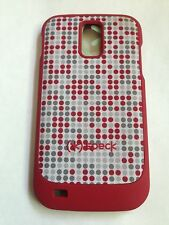 T-mobile Speck Polka Dot Case Hard Cover & LCD Protector Samsung Galaxy S2 II