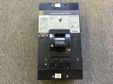 SQUARE D CIRCUIT BREAKER 400 AMP 600V 3 POLE LAL36400