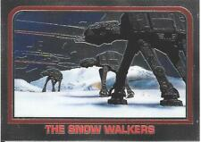 1999 Topps Star Wars Chrome Archives #34 The Snow Walkers   AT-AT   Hoth