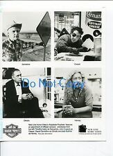 Timothy Leary John Cusack Arlo Guthrie David Carradine Roadside Prophets Photo