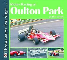 Motor Racing at Oulton Park in the 1970s Formula 5000 Car Motorsport Sports