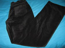 NEW DG2 Diane Gilman Stretch Velvet Jean Tall  12 12T L Skinny Leg RED RT$69.00