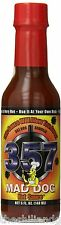 Mad Dog 357 Hot Sauce 357,000 SCOVILLE (5oz Bottle) Shipping Included
