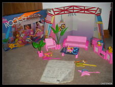 FURNITURE PLAYSET BARBIE DOLL ROCKERS ROCK STARS ROCKIN' HOUSE PARTY #0803