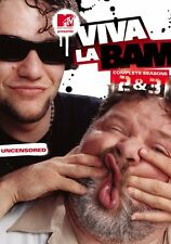 NEW - MTV - Viva La Bam - The Complete 2nd and 3rd Seasons