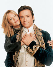 Meg Ryan and Hugh Jackman UNSIGNED photo - E924 - Stars of Kate & Leopold