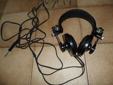 Kopfhoerer Kenwood KH 83 Orthodynamic Headphones mit fehlern kabel errors