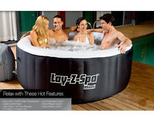 "Bestway Whirlpool Lay-Z-Spa ""Miami"" Jacuzzi Aufblasbar Outdoor Pool beheizt NEU"
