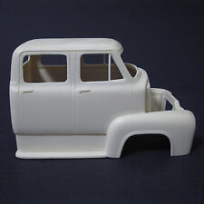 Jimmy Flintstone '53 Ford Cab-Over Truck Cab Resin Body #295