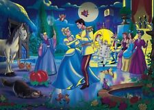 Clementoni 29680.4 - Magic Light Cinderella, Puzzle, 250 Teile
