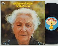 Wallenstein      Mother Universe      Krautrock   Pilz  20 29113 8       NM # P
