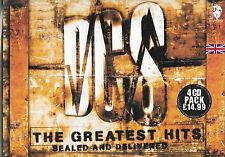 DCS THE GREATEST HITS - PACK OF 4 CDs BHANGRA SET