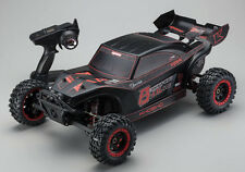 Kyosho 30974B Scorpion B-XXL 1/7th 2wd Buggy (Black) w/Syncro 2.4GHz Transmitter
