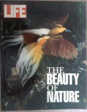 THE BEAUTY OF NATURE Life Magazine Special Publication 1992 -95 wildlife photos