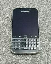 Blackberry Classic Q20 Black Unlocked (Good condition)