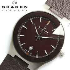 SKAGEN MEN'S ULTRA SLIM DENMARK LUXURY WATCH SKW6038