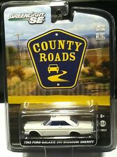 Greenlight COUNTY ROADS 1965 Ford Galaxie 500 MISSOURI SHERIFF