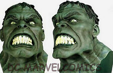 DYNAMIC FORCES The HULK LIFE SIZE BUST HEAD  By ALEX ROSS STATUE MARVEL AVENGERS