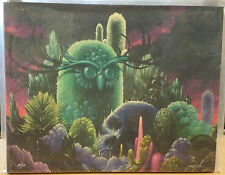 JEFF SOTO MEMORIAL TO THE FORGOTTEN 2012 PRINTS ON WOOD  S/N VERY RARE