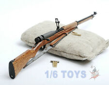 1/6 Figure WWII Japan Soldier Arisaka Ti-Lite T8007 Metal 38 Rifle Gun Weapon