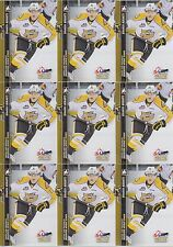50ct Rihards Bukarts 2013-14 ITG Heroes And Prospects Rookie Card Lot *H&P91
