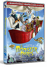 A Monster In Paris (DVD, 2012)