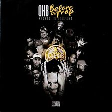 CHRIS BROWN & OHB Before The Trap Nights In Tarzana Mixtape CD FREE SHIPPING