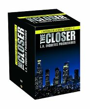 DVD: The Closer - Complete Series - Season 1 to 7 (1+2+3+4+5+6+7) ** NEW **