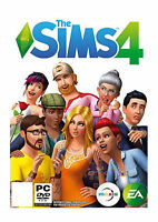 The Sims 4 (PC / Mac) Used  - UK PAL. Read Before You Buy