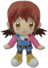 "1x Digimon Digital Monsters 9"" Angie Hinomoto Great Eastern GE-52766 Plush Doll"
