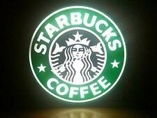 NEW Starbucks Starbuck スターバックス Coffee Cafe Cave LED LIGHT BOX SIGN Fast Shipping