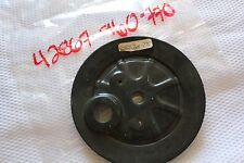 HONDA HR21 HR 21 LAWN MOWER LEFT REAR WHEEL INSIDE COVER GENUINE OEM