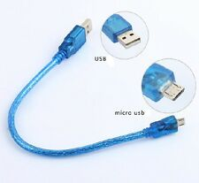 Wholesale 5FT USB 2.0 A Male to Micro B 5pin Male 28/24AWG Cable