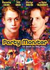 Party Monster  DVD NEW