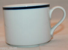 Dansk Christianshavn Blue 1 Coffee Tea Mug Cup White Japan Denmark ( A )