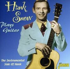 HANK SNOW - THE INSTRUMENTAL SIDE  OF HANK  CD NEU