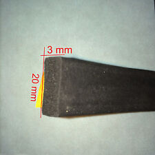 Window Door Extrusion EPDM Foam Seal Strip Self Adhesive Rubber Roll I Tape