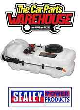 ⭐️ Sealey SS37 AGRICULTURAL QUAD ATV BIKE FARMERS SPOT SPRAYER TANK 37ltr 12v ⭐️